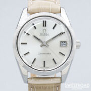 Products Handled At Ginza Store Omega/omega Seamaster Ref.166.0172 Cal.1012
