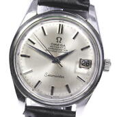 Omega Seamaster Chronometer Cal.564 Date Automatic Winding Mens Secondhand