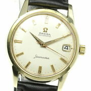 Omega Seamaster Antique Cal.562 Automatic Winding Mens Secondhand