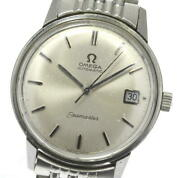 Omega Seamaster Rice Breath 166.037 Cal.565 Automatic Winding Mens Secondhand