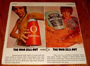 The Who Sell Out Original Decca Label Factory Sealed Stereo Lp Very Rare 1967