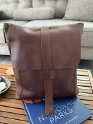 Duluth Trading Company - Dodge City Genuine Leather Backpack