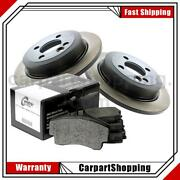 Centric Parts Front 3 Of Disc Brake Pad Set Disc Brake Rotors For Discovery Lr4