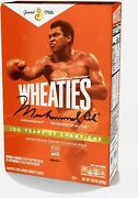 Wheaties Century Collection Gold Box 1 Muhammad Ali Sold Out Confirmed Order