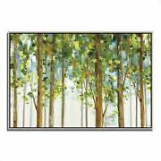 Lisa Audit And039forest Study Iand039 Fine Art Giclee Print