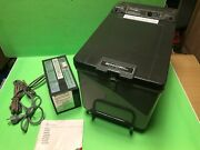 Mercedes W126 S Class Coolbox Refrigerator With Charger 1265842282 Genuine Nos