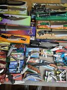 Amazing Nos 200 Pc Frost And Chipaway Large Knife Lot Best Lot On Ebay