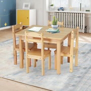Kids Table And Chairs Play Set Activity Furniture Toddler Toy Reading Writing
