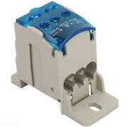 Ukk80a Terminal Block Wire Connector Electrical Junction Box Power Junction Jsn