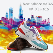 New Balance Ms 327 Menand039s Sneakers Trainer Running Shoes Casual Running Outdoor