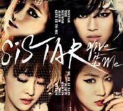 Sistar 2nd Regular Album [give It To Me]