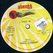 Beres Hammond / Pam Hall / Dwight Pinkney - Stay / Lonely 12