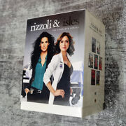Rizzoli And Isles - The Complete Series Seasons 1-7 Dvd 24-disc Region 1 New
