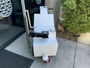 Cart Puller/pusher Equipment Mover- Cart Caddy Lite Up To 310lbs 0-3 Mph Fl P/u