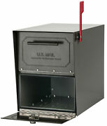 Architectural Mailboxes 6200-10 Oasis Classic Post Mount Locking