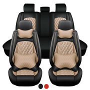 Automotive Car Seat Covers Interior Accessories Fitment Full Sets Protection