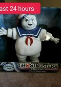 Neca Series 1 Ghostbusters Stay Puft Marshmallow Man In The Box