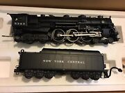 K-line O Scale Hudson 5343 With Tmcc