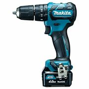 Makita Hp332dsmx Rechargeable Vibration Driver Drill Includes Battery Charger