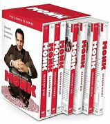 Monk The Complete Series Collection 1-8 Season Dvd 32 Disc Box Set New Sealed