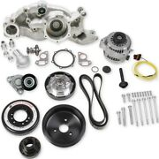 Holley 20-192 Ls Premium Mid-mount Race Accessory Drive Kit Fits Ls7 And Ls Engine