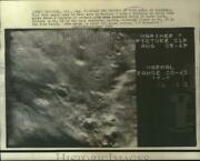 1969 Press Photo Wide Angle View Of Mars Made By Mariner 7 - Now20141