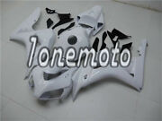 Fit For 06 07 Cbr1000rr Pearl White Complete Injection Plastic Fairing Kit Bl