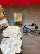1960 1961 1962 Chevy Corvair Accessory Wiring Harness Radio Backup Lights Nos