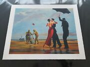 Mason Storm Toxic Beach Escaping Dreams Edition Of 25 Signed With Coa Banksy