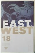 East Of West 18 Comic Book 2015 - Image
