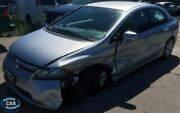 06-11 Honda Civic 1.8l 4c 6th Digit Of Vin Is 1 Engine Only 300689