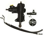 Borgeson 999024 Power Steering Conversion Kit 1967 1968 1969 Mustang V8