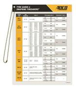 Tire Gard/cover Hanging Fit Chart