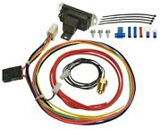 Derale Engine Coolant Fan Temperature Switch 16749 Adjustable Single Or Dual