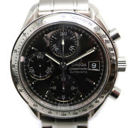 Omega 3513.50 Speedmaster Date Stainless Steel Automatic Winding Chronograph