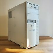 Dell Precision 466 Mt Intel 486dx2-66 Isa And Ps2 40mb Window 98 Boots And Runs