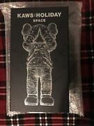 Kaws Holiday Space Silver Figure Authentic In Hand ✅ Free Shipping ✅