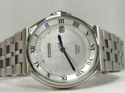 Citizen Exceed Euros 35th Anniversary Model Eco Drive Radio Wave Menand039s Ss