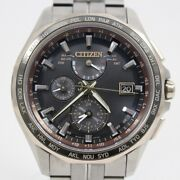 Citizen Atessa Japan National Rugby Team Limited Ed Edition Eco-drive Radio Wave