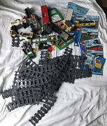 Lego Set 7939 City Train. Set May Be Incomplete. No Minis. Free Shipping