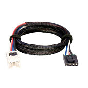 Tekonsha 3050-p Trailer Brake Control Wiring Harness - 2 Plugs, Compatible With
