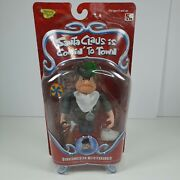 Santa Claus Is Cominandrsquo To Town Burgermeister Meisterburger Action Figure 2004
