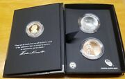 2013 Theodore Roosevelt Coin And Chronicles Set. Very Nice Condition.