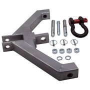 3 Point Compact Tractor Trailer Hitch Receiver Attachment For Kubota/ Mahindra
