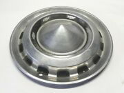 1956 Chevy Chevrolet Wheel Cover Hub Cap 15 Single Some Paint Rubbing Off