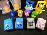 Pokemon Deck Boxes And Card Holders 12 Toys Burger King 2008 Complete Set