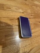 Nintendo 2ds Xl Mario Kart 7 Edition-purple/silver- Tested/cleaned Works Great