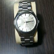 Grand Seiko Complete Service Completed Old Name 9f62