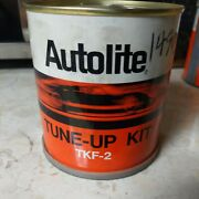Nos 1960 - 1970 Ford Fairlane Mustang Falcon 6 Cylinder Autolite Tune Up Kit