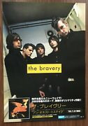 0 Ship The Bravery Japan Promo Poster 2005 Release More Listed American Rockl
